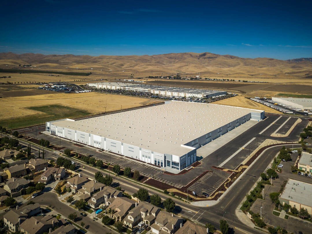 Westcore Properties Acquires New, 712,130-SF Warehouse Distribution Center in Patterson, CA