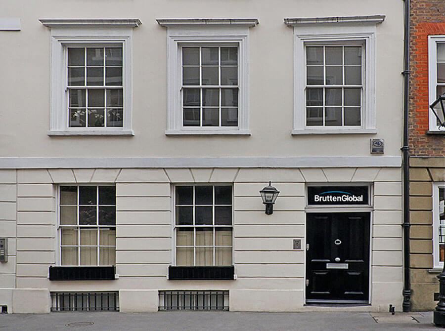 Brutten Global Relocates Corporate Headquarters in London