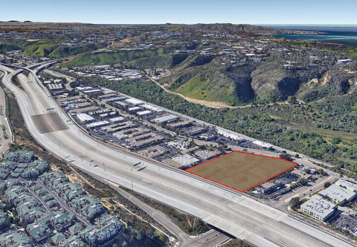 Westcore Properties Acquires 6.64-Acre Site in San Diego's Sorrento Valley
