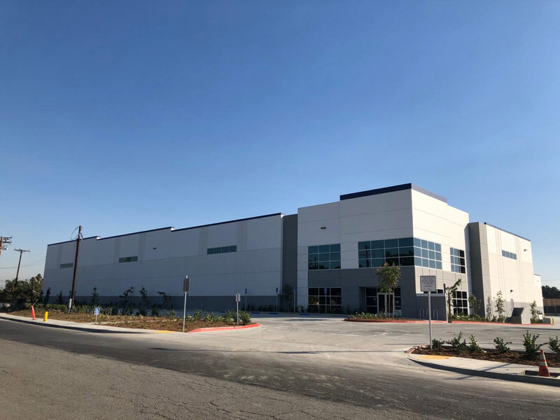 Plenty Unlimited, a Vertical Farming Company, Has Selected Westcore Properties' Warehouse Project for Expansion into Los Angeles Market