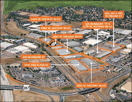 Westcore Acquires 11-building Industrial Campus in Colorado