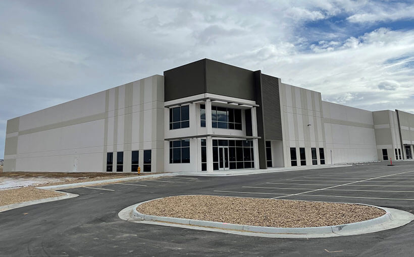 Westcore Acquires Warehouse Property at Dove Valley Business Center near Denver for $20 Million