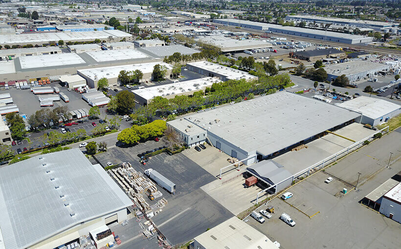 Westcore Acquires Blue Sky Foods Warehouse in Northern California