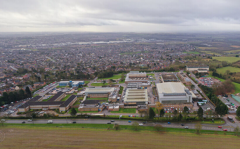 Westcore Europe Acquires 324,000-square-foot Property in Bretby, UK